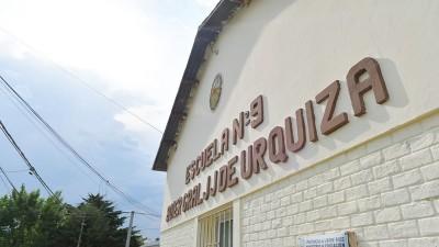 Nuevas obras para al Escuela de Aldea Brasilera