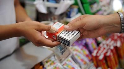 Advierten que hoy se termina el stock de cigarrillos en todo el país
