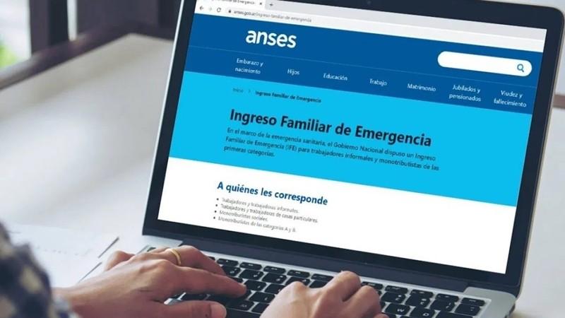 Pago del I.F.E en Correo Argentino