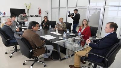 Se gesta una mesa de diálogo social con organizaciones y gremios