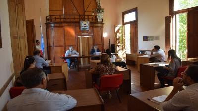 Sesionará el Concejo Deliberante