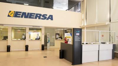 Enersa vuelvió a abrir sus oficinas comerciales