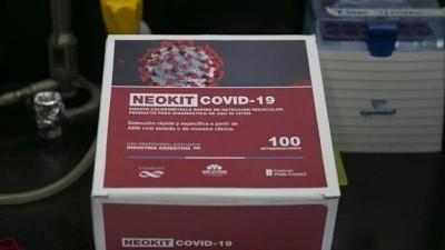 Los detalles del Neokit Covid-19, el test de coronavirus creado por argentinos