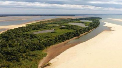 Claudia Gieco solicitó previsibilidad para el caudal del río Paraná