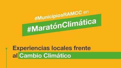 Valle María participará de la Maratón por la Acción Climática