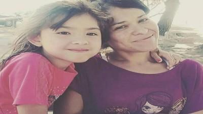 Celeste Cáceres, fue embestida por jóvenes que corrían picadas