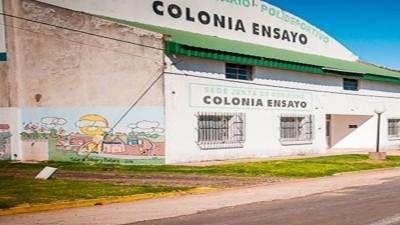 Colonia Ensayo, refuerza sus controles