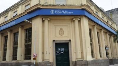 Dio positivo el caso del empleado de Banco Nación en Paraná