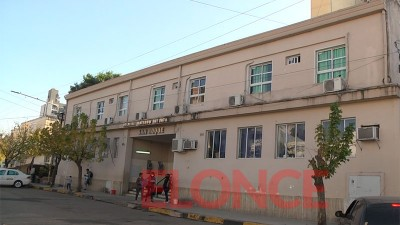 Se confirmaron los tres primeros casos de coronavirus en el hospital San Roque