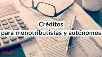 Hasta el 31 de julio monotributistas y autónomos pueden solicitar su préstamo a tasa 0
