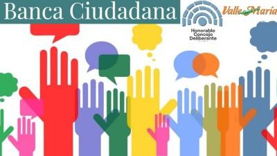 Se aprobó la creación de la Banca Ciudadana en el Concejo Deliberante Concejo Deliberante