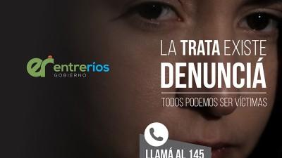 Ciclo de conversatorios virtuales en el mes de lucha contra la Trata