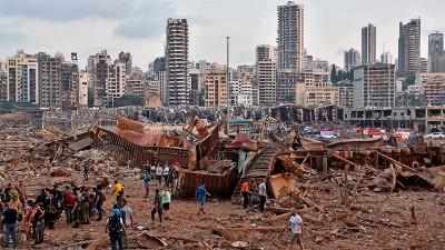 Trágicas explosiones en Beitut: Revelan qué provocó el desastre