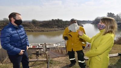 Declararon la emergencia ambiental por las quemas en el Delta