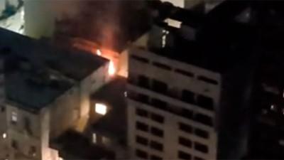Incendio en departamento: Mujer hallada fallecida sería la modista Elsa Serrano