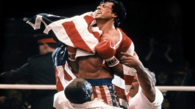 Llega a la plataforma la saga completa de Rocky