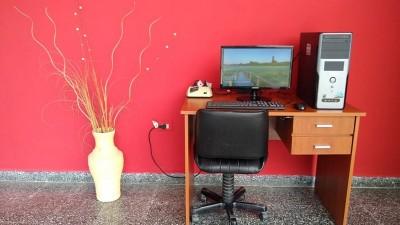Computadora e Internet disponibles en la Municipalidad para los estudiantes
