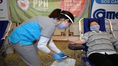 Salud reitera la importancia y la necesidad de donar sangre voluntariamente