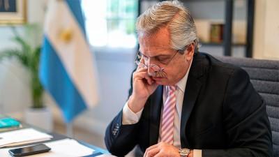 Fernández explicó por qué no se pagará el IFE y habló de movilidad jubilatoria