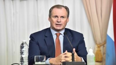 Bordet destacó la sanción del Presupuesto 2021 que prioriza salud y desarrollo social