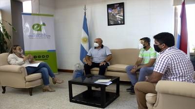 La provincia recibió una donación de elementos de seguridad e higiene destinados a personas mayores