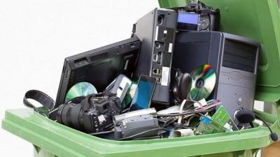 Recolección de residuos electrónicos