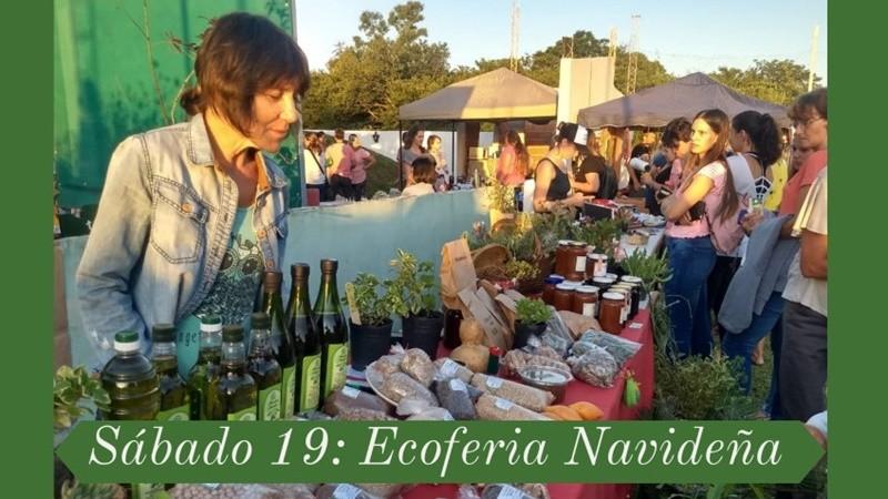 Este sábado será la Ecoferia Navideña
