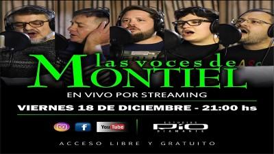 Las Voces de Montiel despiden el año a toda música