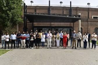 Bordet destacó el rol de los jóvenes en la pandemia y los convocó a fortalecer lazos en 2021
