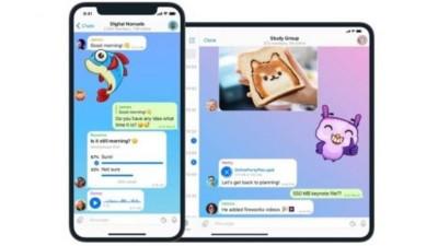 Telegram facilitará la migración de chats de WhatsApp a su servicio