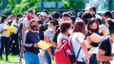 Salta: hubo 4 mil postulantes para ingresar en el Ejército y piden más cupos