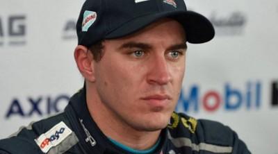 Mariano Werner se accidentó camino al autódromo de La Plata