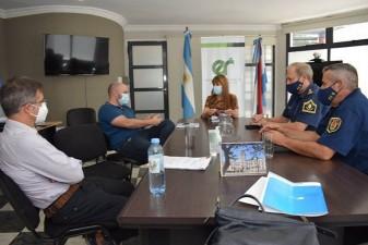 Comenzarán con la vacunación de mil policías en 4 ciudades entrerrianas