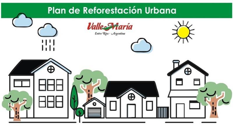 Plan de Reforestación Urbana