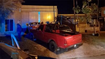 La Policía intervino en una fiesta de cumpleaños en Crespo: había 20 personas