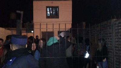 Desbarataron una fiesta clandestina con 50 personas esta madrugada en Paraná