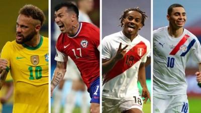 Comienzan los cuartos de final de Copa América: todos los detalles