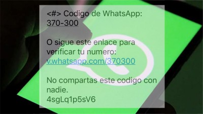 Le robaron la cuenta de WhatsApp y tres familiares le depositaron al estafador