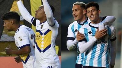 Copa Libertadores: Boca recibe a Atlético Mineiro y Racing visita al San Pablo