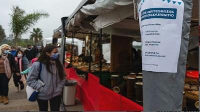Ya se puede visitar el Paseo de Artesanías y Emprendedurismo en la Costanera.