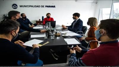 Analizaron estrategias para el desarrollo de Paraná dentro del proceso de Marca Ciudad.