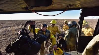 Fueron controlados y sofocados los incendios en islas de Victoria