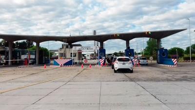 El Gobierno analiza abrir las fronteras con Uruguay a partir del 6 de septiembre