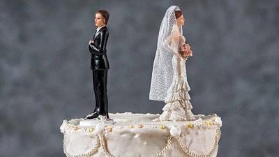 Los pedidos de divorcio crecieron un 30 por ciento este año