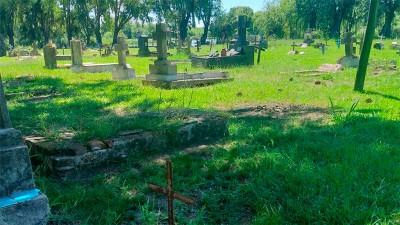 Vuelos en el delta: exhumarán restos en el cementerio de Villa Paranacito