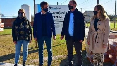 Valle María, avanza en obras y mejoras para sus vecinos